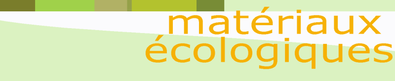 guide mat riaux ecologiques. Black Bedroom Furniture Sets. Home Design Ideas